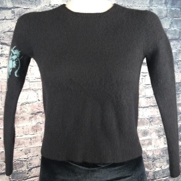 C3 Cashmere Other - C3 Cashmere Girls Crewneck Sweater Size Large